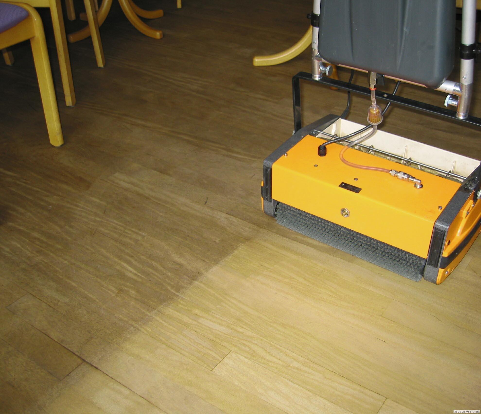 Rotowash Floor Cleaners